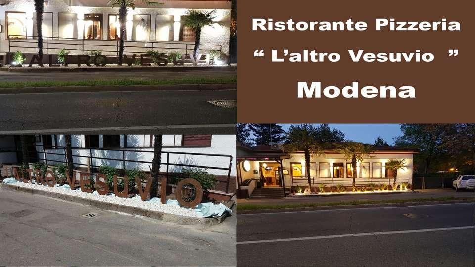 Blog ristorante pizzeria laltro vesuvio modena pierlux
